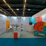 Emcab booth at ECOC 2021