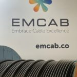 ECOC 2021 Emcab at exhibition in France